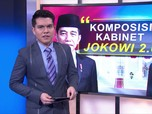 Ini Susunan Tim Ekonomi Kabinet Jokowi 2.0