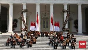 100 Hari Kerja Jokowi dan Sederet Menteri Bikin Gaduh