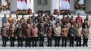 Suara Para 'Dedengkot' Golput Melihat Kabinet Baru Jokowi