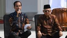 Jokowi Tak Larang Menteri Merangkap Ketua dan Pengurus Parpol