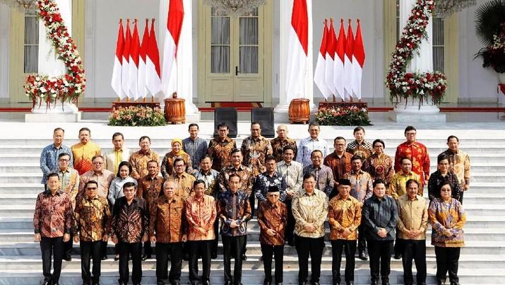 Menteri Kabinet Indonesia Maju periode 2019-2024.