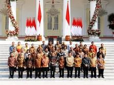 Kabinet Baru: IHSG Ambles, Asing Kabur Rp 121 M, Rupiah Keok