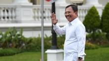 Terawan Diminta Jokowi Bantu Atasi Persoalan BPJS Kesehatan