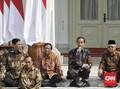 Jokowi: Menteri Tak Serius Kerja, Saya Copot Tengah Jalan