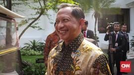 Jadi Mendagri, Tito Dijadwalkan Temani Jokowi ke Papua
