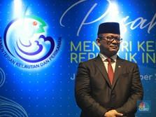 Menteri Edhy: Oposan yang Bergabung di Tim Ekonomi Jokowi