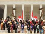 Menteri Baru Jokowi Banyak dari UGM & UI, Ada dari Kampusmu?