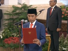 Jokowi: Formasi Wamen Sudah Final, Ada Parpol & Profesional