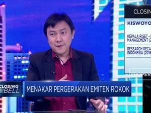 Panik Massal Rilis PMK Cukai, Saham Emiten Rokok Berguguran