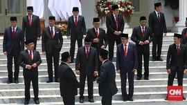 ICW: Delapan Anggota Kabinet Jokowi Tak Patuh Lapor LHKPN