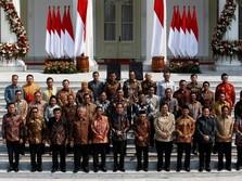 Tugas Berat 4 Menko Jokowi: Lawan Teroris Sampai Investasi