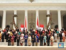 Sederet Fakta & Isu Terkait Rencana Reshuffle Kabinet 2021