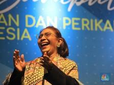 Pensiun Jadi Menteri, Susi Pudjiastuti Masuk BUMN Ikan?