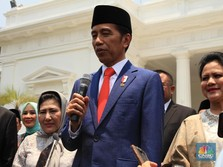 Siang Ini Jokowi Lantik Wakil Menteri, Nih Nama-namanya!