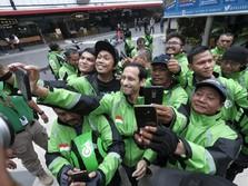Driver Gojek: Kami Senang dan Bangga Nadiem Jadi Menteri