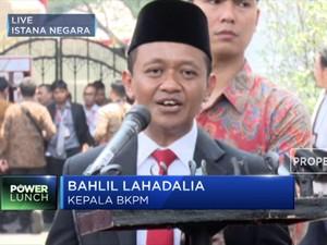 Langkah Kepala BKPM, Bahlil Lahadalia Dorong Investasi