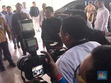 Dilantik Pagi, Sore Erick Thohir Sudah Punya ID Menteri BUMN