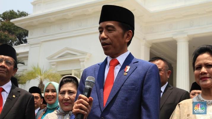 Presiden Joko Widodo (Jokowi) sudah memerintahkan Menteri Keuangan Sri Mulyani untuk mengejar penerimaan pajak dari e-commerce atau toko online