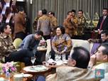 Luhut 35 Tahun Gendong Ransel & Menteri Muda Selain Nadiem