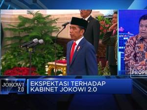 Ekonom: Ada Pos di Tim Ekonomi Jokowi Yang Kurang Cocok