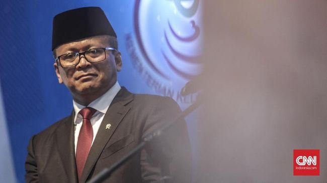 Edhy Prabowo Enggan Tanggapi Kritik Susi soal Ekspor Lobster