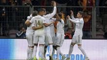 Kroos Bawa Madrid Unggul atas Galatasaray di Babak Pertama