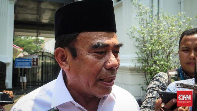 Fachrul Razi Emoh Komentari soal Tak Diundang ke Hari Santri