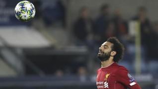 Salah Mulai Kehilangan Taji di Liverpool Lawan Klub London