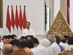 Jokowi Punya 17 Menteri dari Parpol, 2 Terciduk KPK