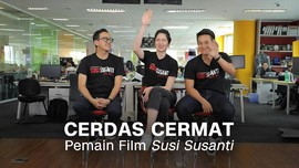 VIDEO: Cerdas Cermat Pemain 'Susi Susanti: Love All'