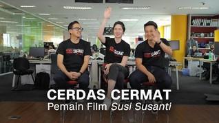 VIDEO: Cerdas Cermat Pemain 'Susi Susanti: Love All'