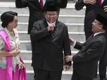 Rizieq Klaim Dicekal Pemerintah, Prabowo: Saya Pelajari Dulu