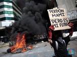 Kerusuhan Tewaskan 18 Orang, Ribuan Massa Protes di Chili