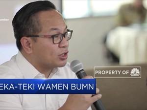 Erick Minta Wakil Menteri BUMN, Ini Kandidatnya