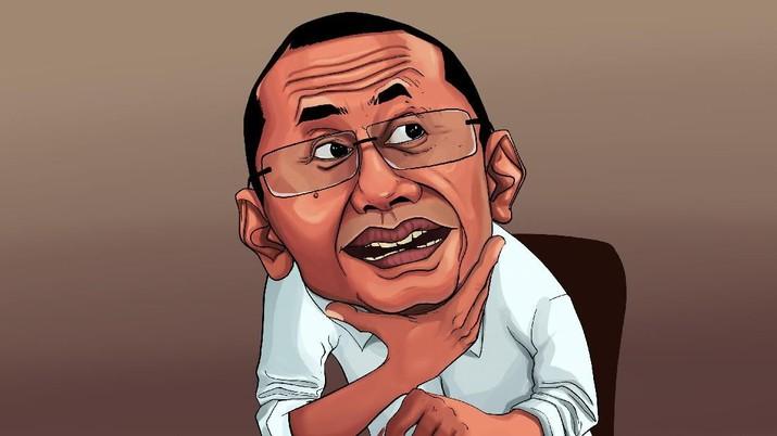 INFOGRAFIS, Dahlan Iskan Puji Para Menteri Jokowi
