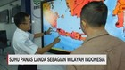 VIDEO: Suhu Panas Landa Sebagian Wilayah Indonesia