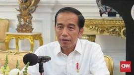 Temui Pengusaha, Jokowi Bahas Pembangunan Kawasan Tekstil