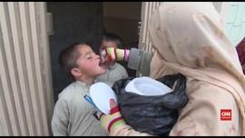 VIDEO: Hari Polio Sedunia, Warga Pakistan Ragukan Vaksin