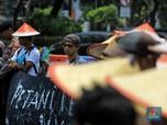 Cukai Naik Plus Tembakau Impor, Petani akan Ngadu Istana