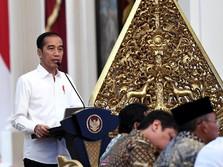 Perhatian Pengusaha Batu Bara, Jokowi Minta Tak Ekspor Mentah