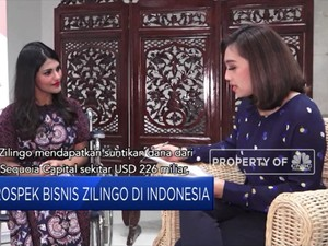 Teropong Bisnis Marketplace Zilingo Indonesia