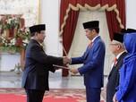 Covid-19, Prabowo: Ini Perang Lawan Musuh yang tak Kelihatan