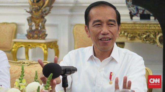 Jokowi Rangkul Prabowo: Tak Ada Oposisi di Indonesia
