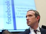 Investasi di Facebook Tetap Cuan 400% Meski Digempur Skandal