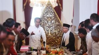 Titah Jokowi di 2019, dari Gaji PNS hingga Iuran BPJS Naik