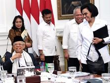 Asing Masih Kabur Rp 152 M, Belum Pede dengan Menteri Baru?