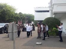 Pak Prabowo & Mas Nadiem, Ada Pesan Khusus dari Pak Jokowi