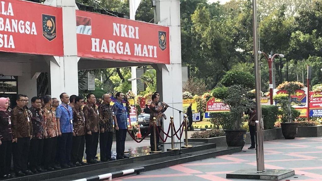Pimpin Apel, Tito Minta Pegawai Kreatif: Kalau Langgar UU, UU-nya Kita Buat
