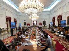 Ultimatum Jokowi ke Prabowo Cs: Jangan Bolos Rapat Menko!