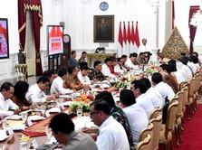 Siapa Saja Menteri yang Mau Dikenalkan Jokowi? Nih Bocorannya